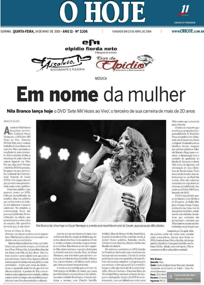 Jornal O Hoje_n